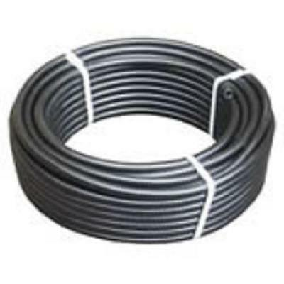 water fed pole hose. 5mm x 100 metres. Black, yellow or clear