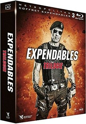 Blu-ray - Expendables : Trilogie [Blu-ray]