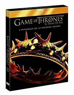 Blu-ray Game of Thrones (Le Trône de Fer) - Saison 2 [Blu-ray]