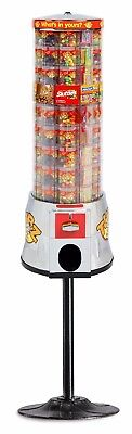 Sweet / Chocolate Tower Vending Machine  (machine on free loan)