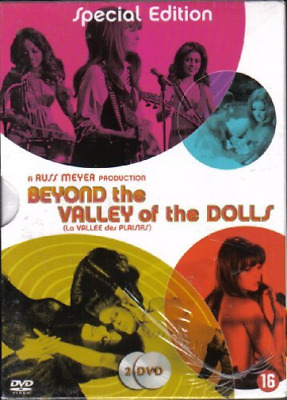 Beyond the valley of the dolls - Dutch Import  (UK IMPORT)  DVD NEW