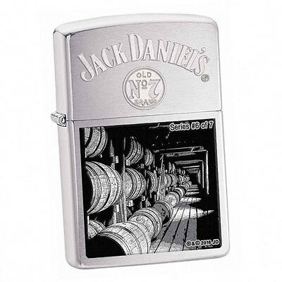 JACK DANIELS ZIPPO Scenes From Lynchburg #6 LIMITED neu+ovp Collection 2015