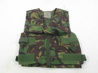 NEW Ex British Army Desert DPM MOLLE Osprey Body Armour Vest Cover COMPLETE