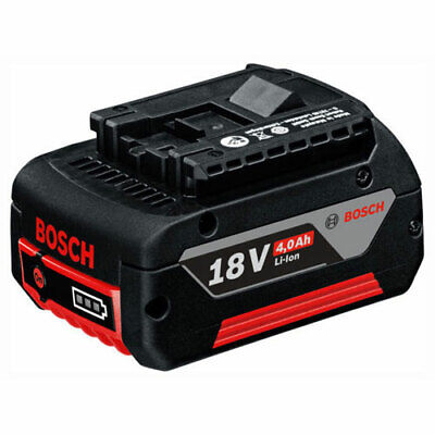 Bosch GBA 18V Cordless CoolPack Li-ion Battery 4ah