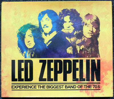 Led Zeppelin Experience The Biggest Band Of The 70S . Filled With Treasures