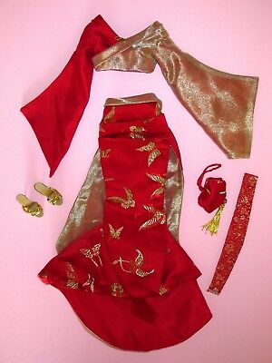 "Madame Alexander - Golden Lotus 16"" Alex Fashion Doll OUTFIT - Tonner Cami"