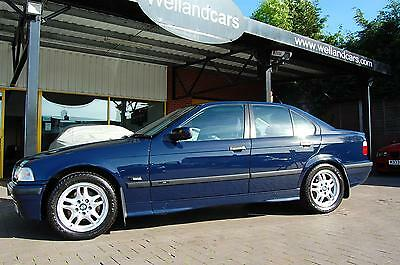 Bmw 325Tds Auto Se 1 Doctor Owner & Only 22,000 Miles Rare Collector Classic M3