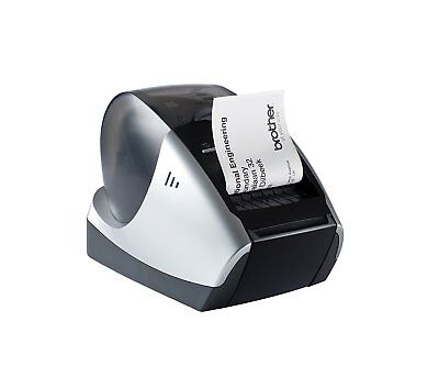 Brother Professional Label Printer QL-570 with 2 DK Rolls Brand new boxed