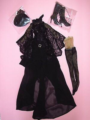 """Tonner Wilde - Full Moon Parnilla 18"""" Evangeline Ghastly Doll OUTFIT - New"""