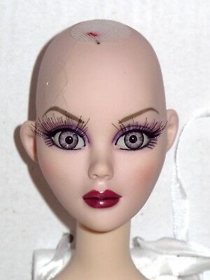 """Tonner Wilde - NUDE Another Place & Time 18"""" Evangeline Ghastly Doll - NIB"""