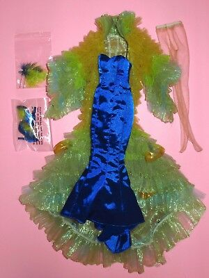 """Tonner - Re-Imagination Peacock 16"""" Antoinette Fashion Doll OUTFIT - New LE100"""