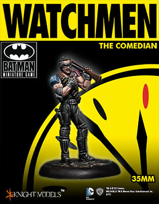 Knight Models DC Universe Watchmen - The Comedian 35DC052 NEW!