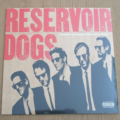 RESERVOIR DOGS (Soundtrack) ***Vinyl-LP***NEW***sealed***