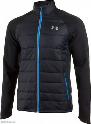Under Armour Storm Cold gear Infrared Hybrid Jacket M 38/40 chest RRP £139 bnwt