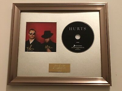 RARE EXILE CD PRESENTATION PERSONALLY SIGNED//AUTOGRAPHED HURTS