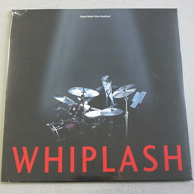 WHIPLASH **Soundtrack Vinyl-LP***NEW***SEALED***