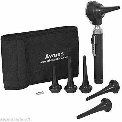 ENT Diagnostic Otoscope,Pets Ear, Nose and Throat Otoscope Veterinary Speculums