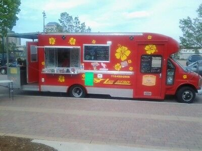 2001 Chevy Food Truck