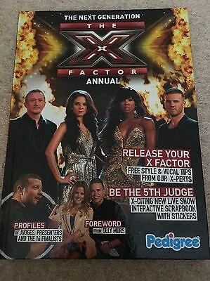 The X Factor Annual 2011- Collectors Item