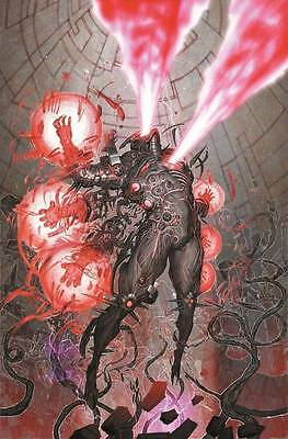 Age of Ultron #8 Marvel Comics 2013 Rock-He Kim 1:25 Variant Cover Comic Book