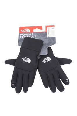 A7Lp-Jk3 Women W Etip Glove The North Face Tnf Black