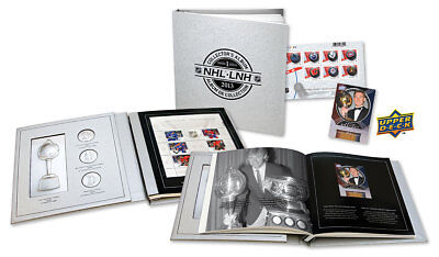 Stamp Pickers 2013 Canada Post NHL Collector's Album Limited Edition 1st Series