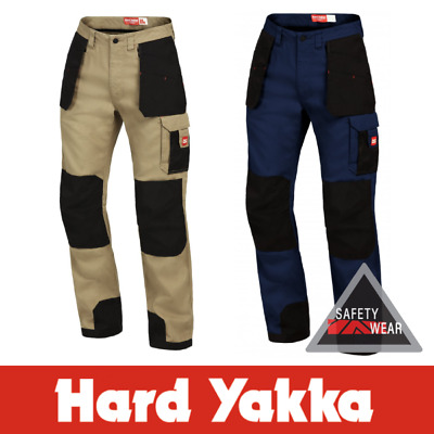 Hard Yakka Xtreme Extreme Legends Work Pants Y02210 NEW