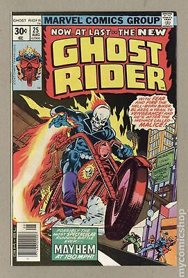 Ghost Rider (1973 1st Series) #25 VF- 7.5