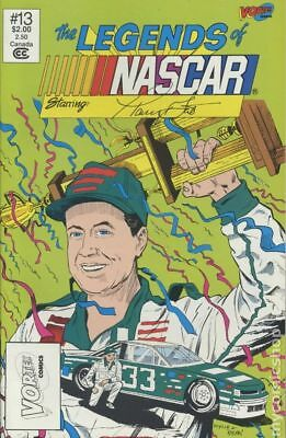 Legends of Nascar (1990) #13A VF