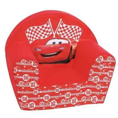 DISNEY CARS Fauteuil Club Rouge