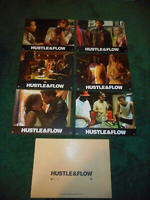 Hustle & Flow - Original Set Of 6 French Lobby Cards - 2005