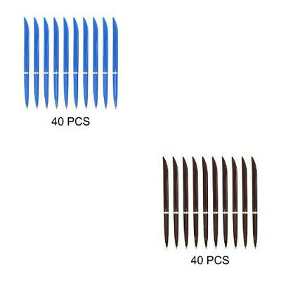 Ink-40 Pcs Extra Fine Point Rolling Ballpoint Pens