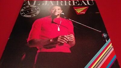 Al Jarreau «Look To The Rainbow» Live In Europe 2 Xre Lp Vinilo. Made In Germany