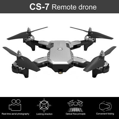 Foldable 6-Axis RC Quadcopter WIFI 720P FPV Phone Control Hover Camera Drone RC