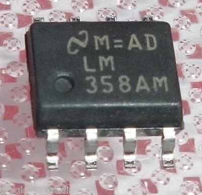 LM358 Amplifiers and Comparators #274