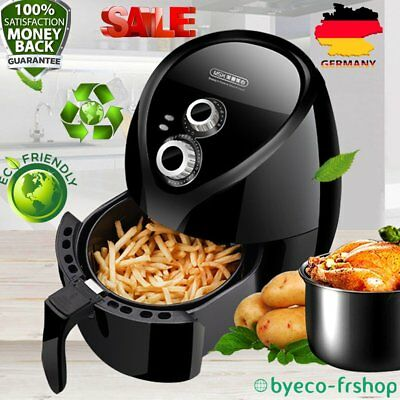 2.8L Oil-Free Smokeless Electric Air Fryer French Fries Machine For Home Using M