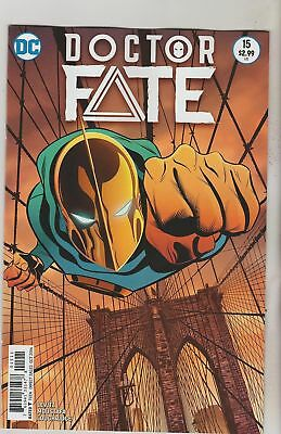Doctor Fate #15 (2016) 1St Printing Dc Comics