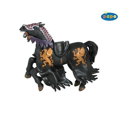 Papo Prince Of Darkness Horse Figurine - Toy Figure Toys Brand New Free