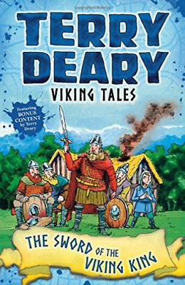 Deary Terry-Viking Tales: The Sword Of The Viking King  (UK IMPORT)  BOOK NEW