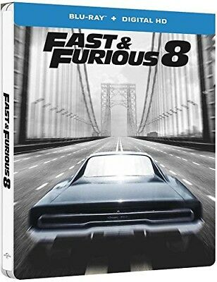 Blu-ray Fast and Furious 8 - Vin Diesel,Jason Statham,F. Gary Gray