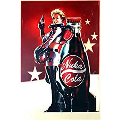 Fallout 4 Nuka Cola Game Poster - 61x915cm Pin Up 91cm Wall Decor Home Bedroom