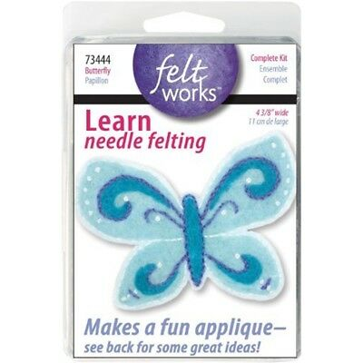 Dimensions Needle Felting - Kit - Butterfly - D73444