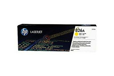 Toner Original Hp Cf312A / 826A - Yellow