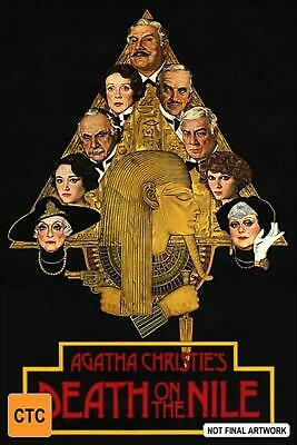 Death On The Nile - DVD Region 4 Free Shipping!