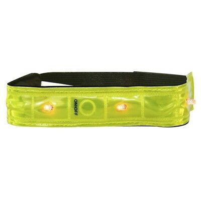 4 LED High Visibility Arm Band - Rolson Reflective 43306