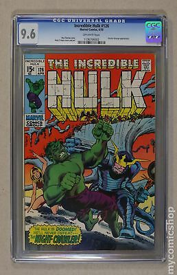 Incredible Hulk (1962-1999 1st Series) #126 CGC 9.6 1136706002