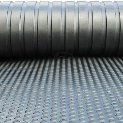 Rubber Stable Horse Mat 1pc Heavy Duty 10mm x 6'x 4' Easimat Equine Matting