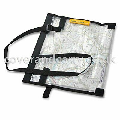 Deluxe Waterproof OS Map Cover