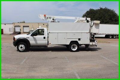 2007 Ford 450 WHITE Used