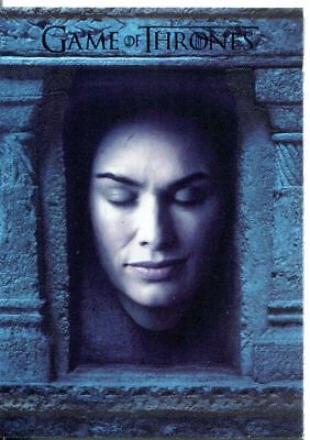 Game Of Thrones Season 6 Hall Of Faces Chase Card HF3 Cersei Lannister